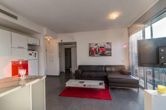 beach-Rental-apartment-in-tel-aviv